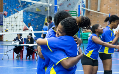 Wits Titans beat Spiker-Roo three sets to one