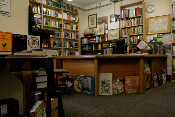 """""""In books I find..."""""""