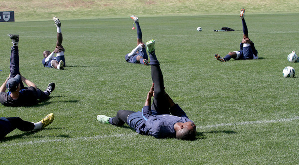 SUCCESS IS 99% PREPARATION: Clever Boys are ready for Amazulu