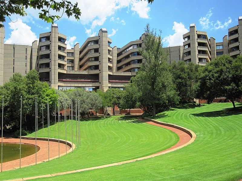 A student was kidnapped on Thursday at the Kingsway Campus of the University of Johannesburg. Photo: Wikimedia Commons