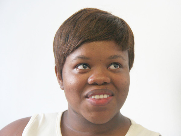 NEW HEIGHTS: Reitumetse Motsweneng  hopes to go into skills development after completing her degree Photo: Mfuneko Toyana