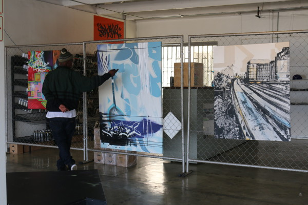 CONTEMPORARY ART: Grayscale showcases some of the illest art created by young people