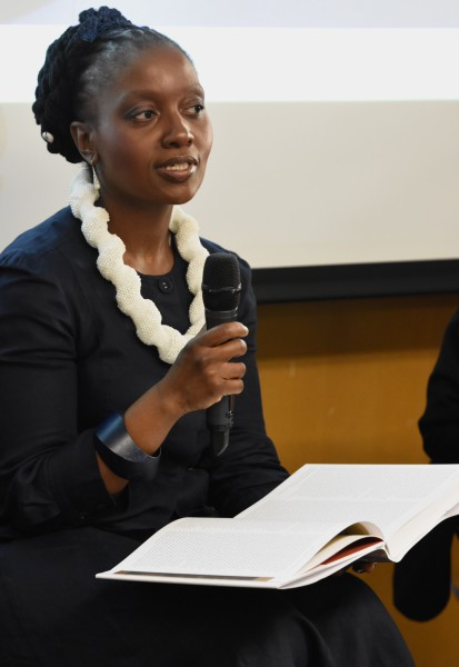 BACK TO THE MOTHERLAND: After many years abroad educating and learning, Professor Hlonipha Mokoena will touch home in June. Photo: John Harris