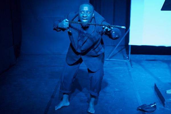 WITS SCHOOL OF ART GRADUATE: Tony Miyambo, one of this years featured alumni at the So Solo Festival. Photo: Provided