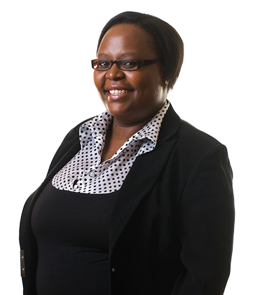 ON THE MOVE: eNCA multimedia journalist.
