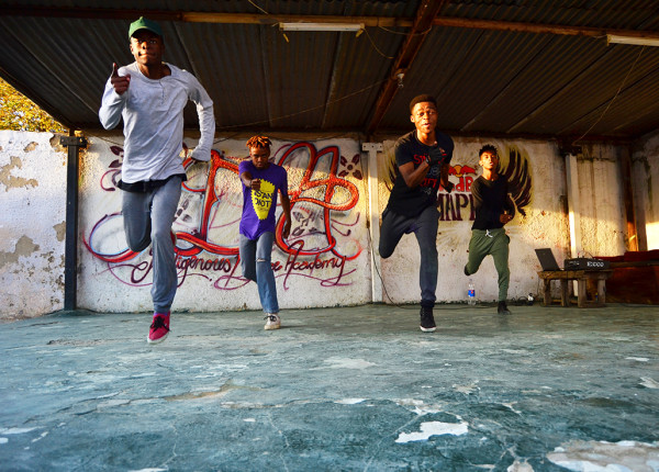RUN TOWARDS YOUR DREAM: Some of the IDA crew members during practice session. Photo: Candice Wagener