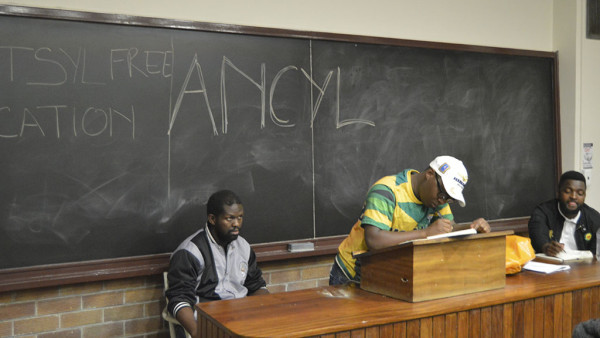 Wits ANCYL
