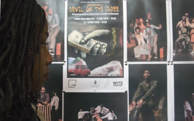 Theatre review: Devil on the Cross