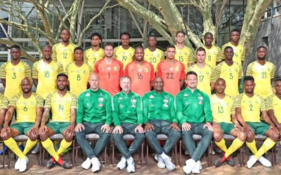 Bidvest players dominate Bafana squad