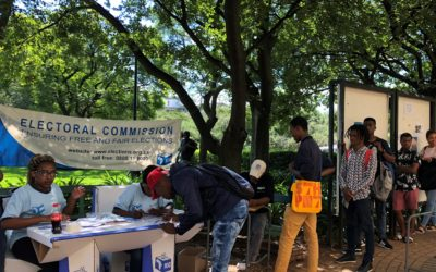 IEC grants students opportunity to register