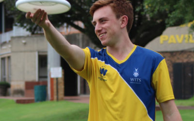Wits Frisbee team set to soar for the season